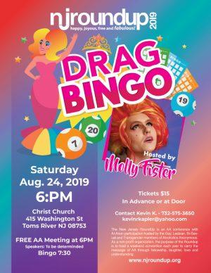 Drag Bingo Image